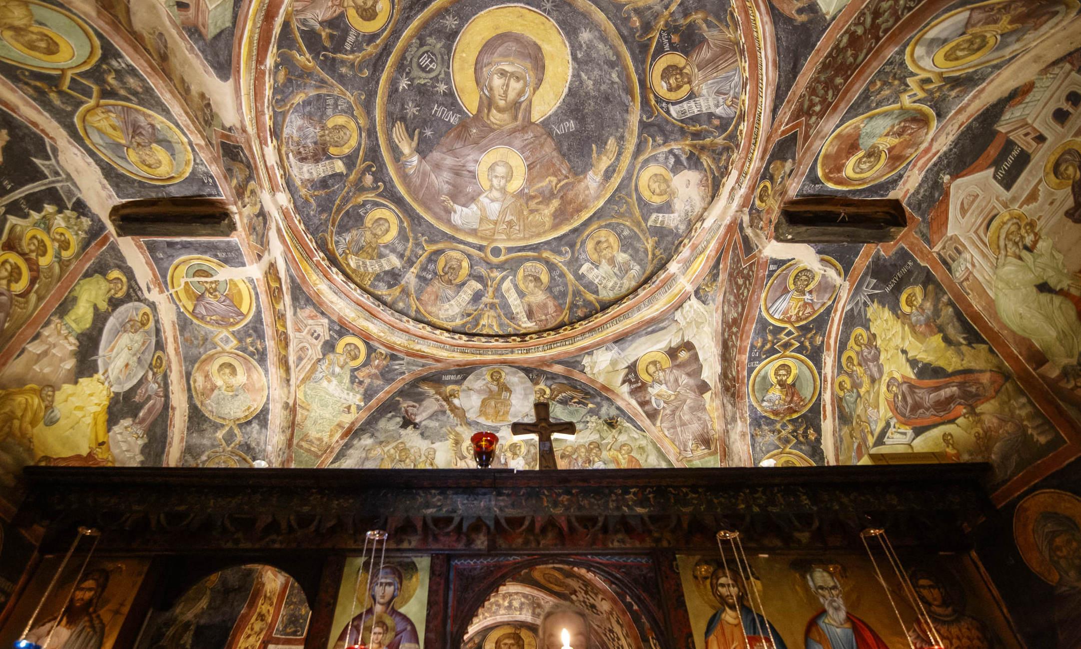 Mănăstirea Ortodoxă Română Adormirea Maicii Domnului - Portugalia