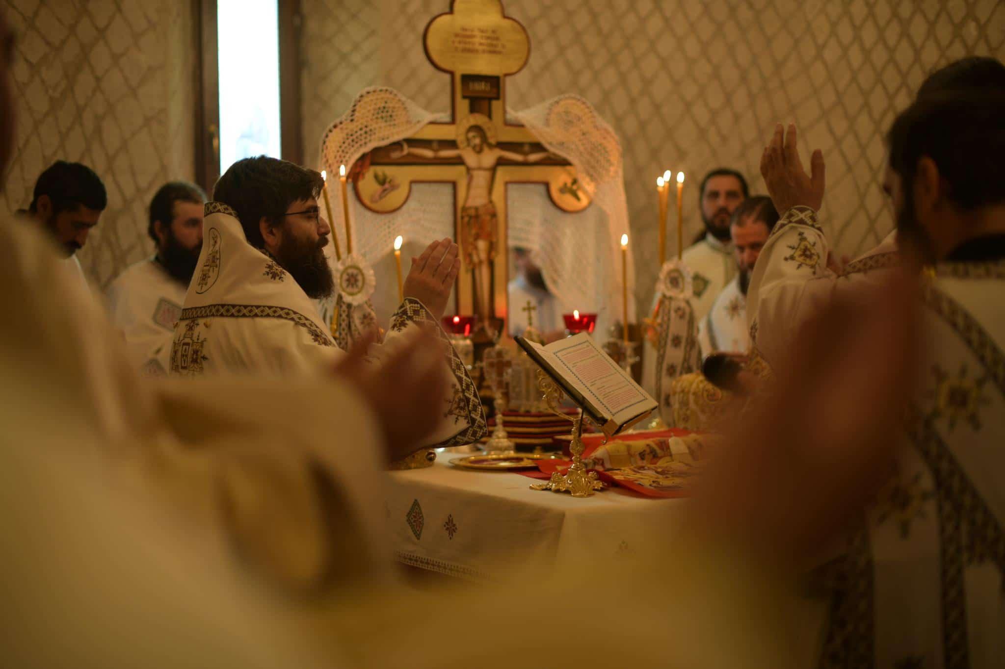 Sfințirea primei mănăstiri ortodoxe românești din Portugalia